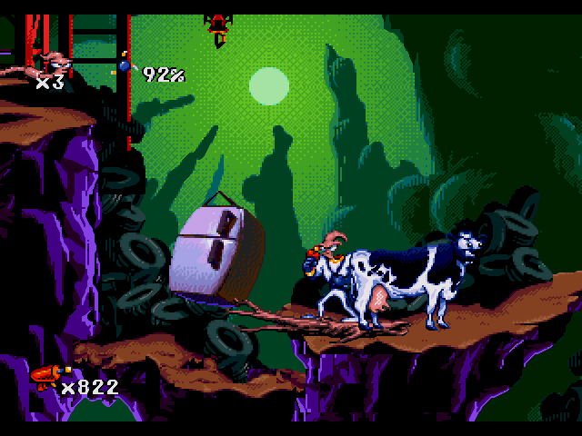 Earthworm Jim Game Download for PC | GameFabrique