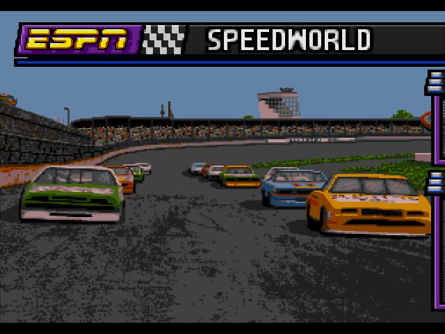 Espn Car Racing Games