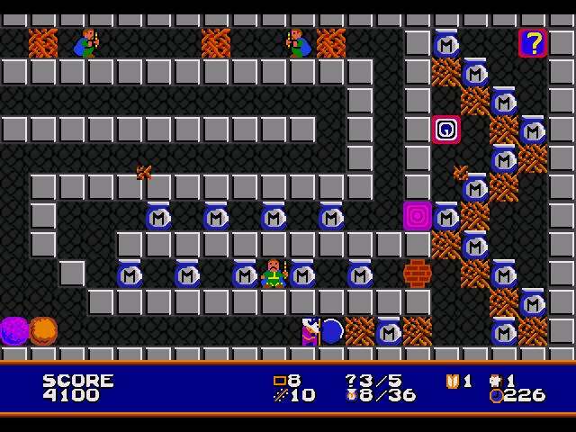 Exodus Spiel