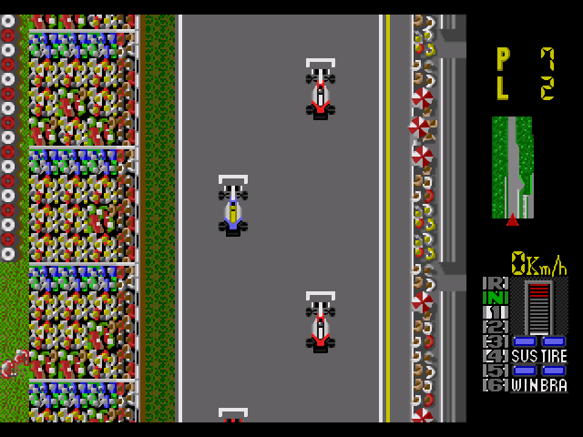 f1 circus md download game