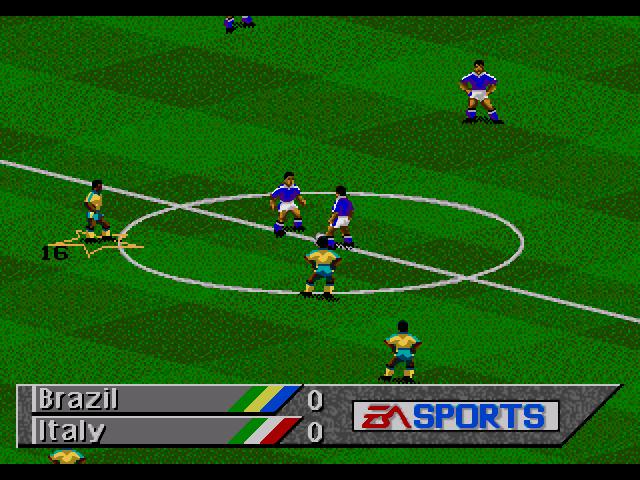 Fifa Soccer 95 Download Game Gamefabrique