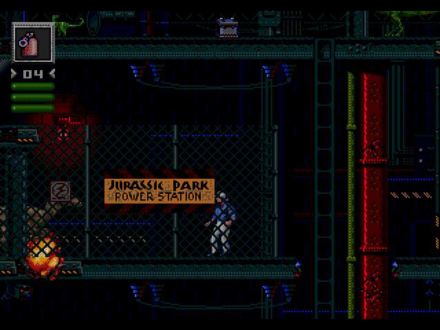 Jurassic Park full screenshot