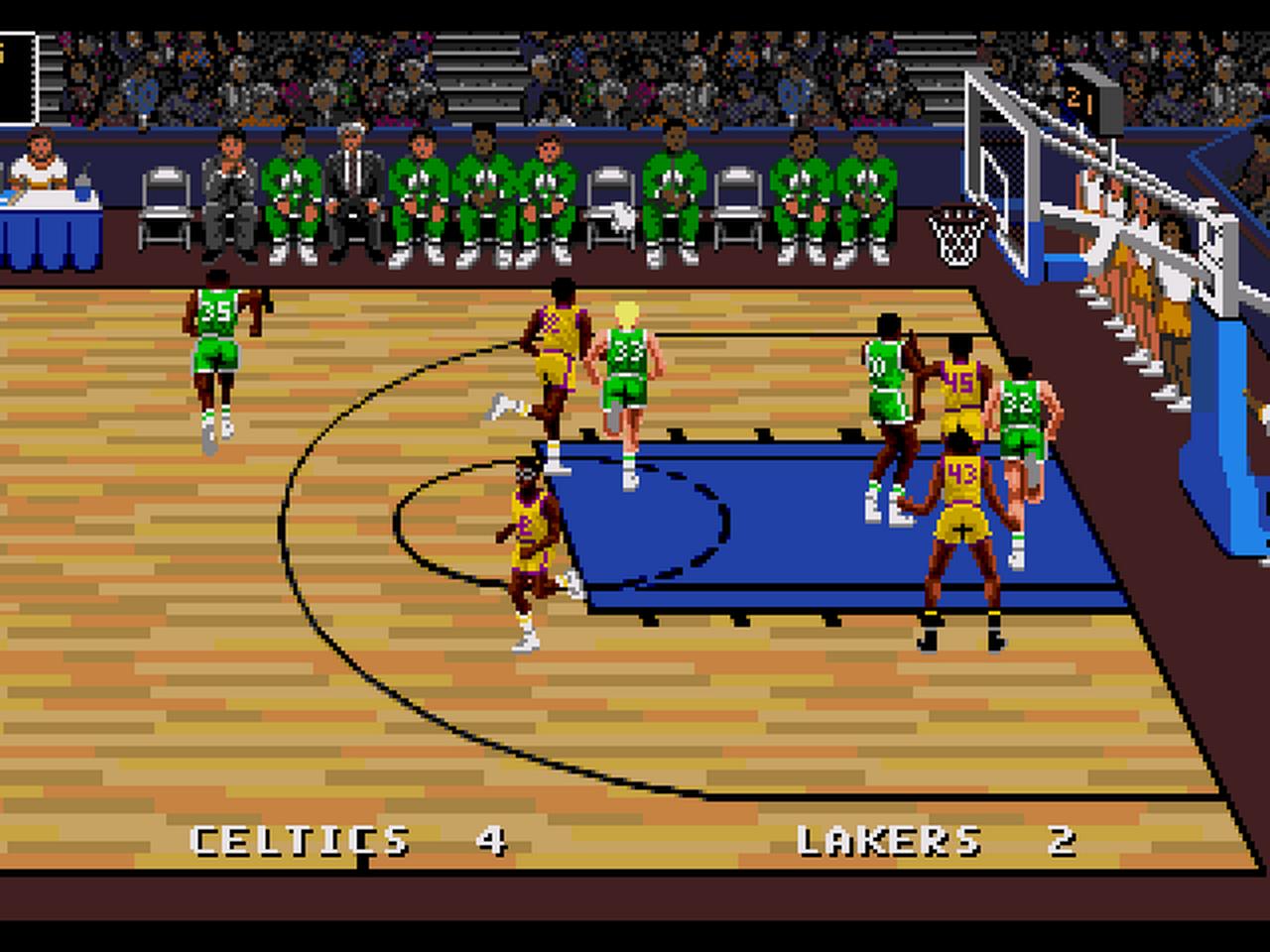 Lakers vs Celtics Download Game   GameFabrique
