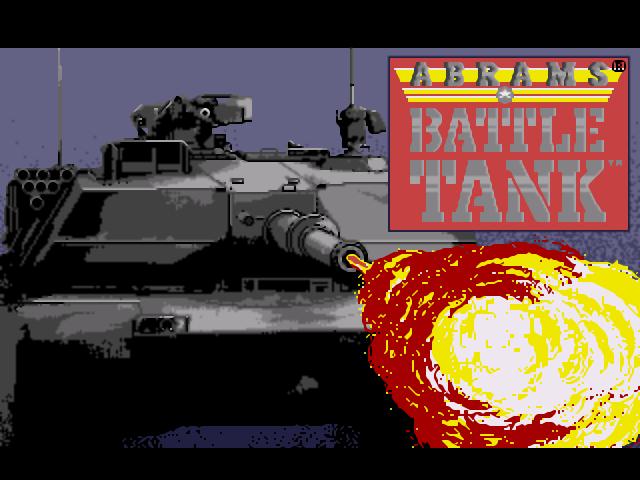 M1 Abrams Battle Tank Screenshots