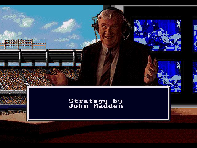 View all 12 Madden NFL 95 - Superbowl Hack screenshots