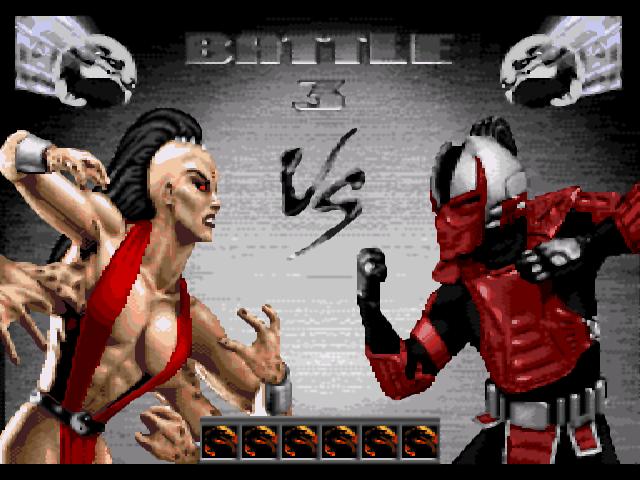 Mortal Kombat 3 Screenshots Gamefabrique