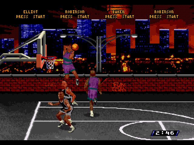 NBA Hang Time Download Game   GameFabrique