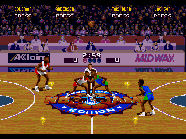 Nba Jam Tournament Edition Download Game Gamefabrique