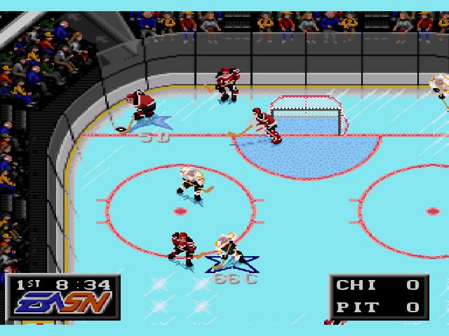 Nhl 93 Sega Genesis Sega 16 Nhlpa Hockey 93 6 Nhlpa