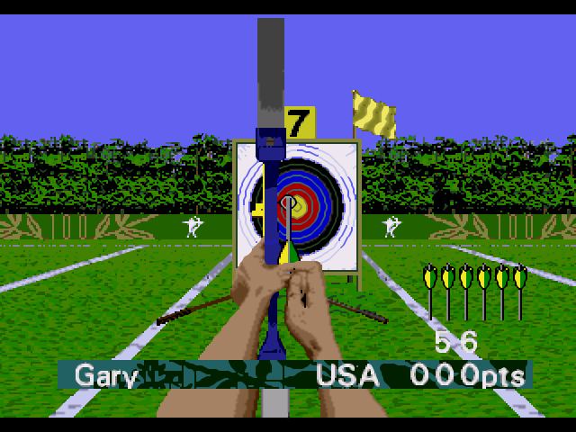 Summer Olympic Video games