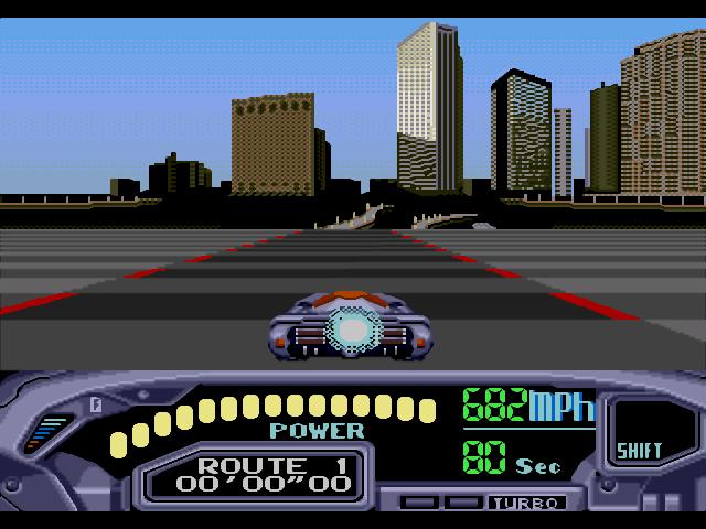 Full Speed Car Racing Games