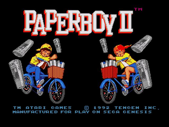 Paperboy 2 sega game download secret slot machine winning