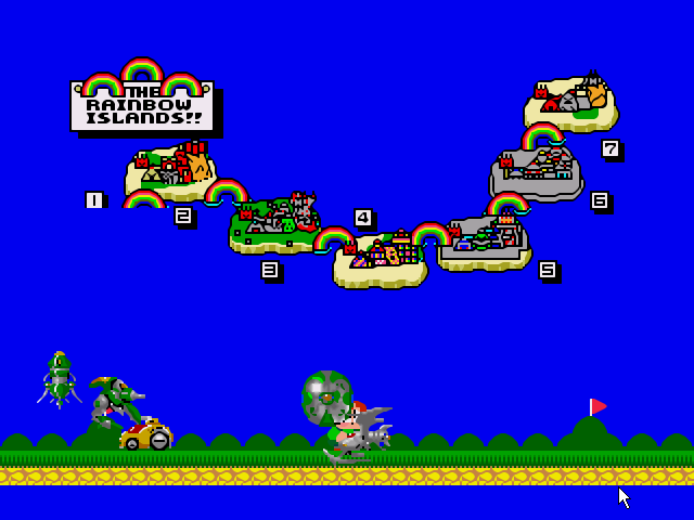 Rainbow Islands The Story Of Bubble Bobble 2 Download