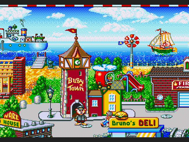 Richard Scarry S Busytown Download Game Gamefabrique