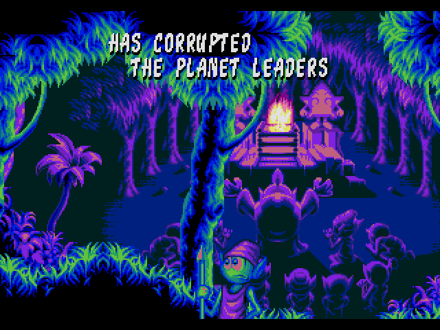 View all 12 Ristar - The Shooting Star screenshots