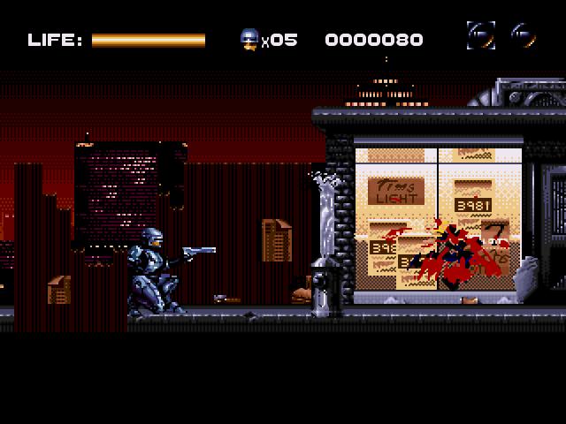 View all 57 RoboCop vs The Terminator screenshots