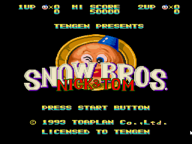 Snow bros 1,2 y 3 psp ---ppsspp android youtube.
