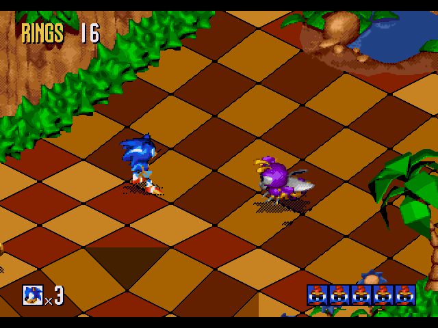 Sonic 3D Blast Download Game | GameFabrique