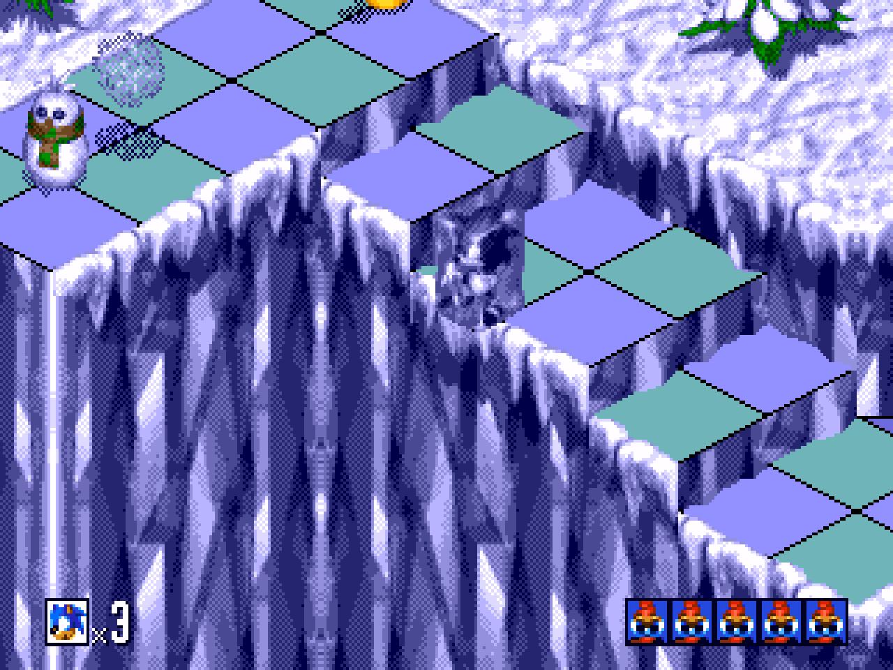 Sonic 3D Blast Download Game | GameFabrique