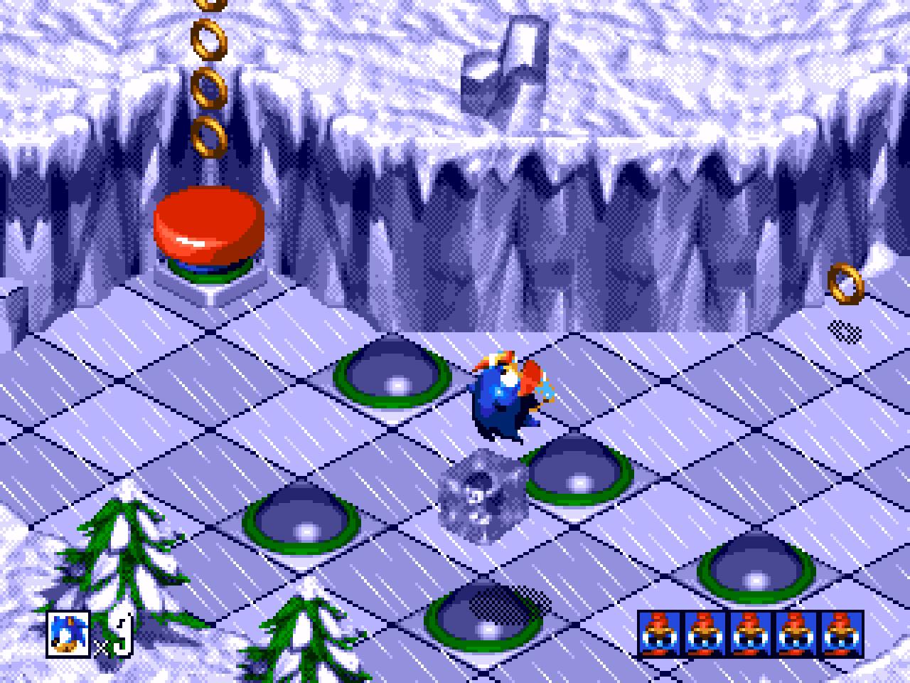 Sonic 3D Blast Download Game   GameFabrique