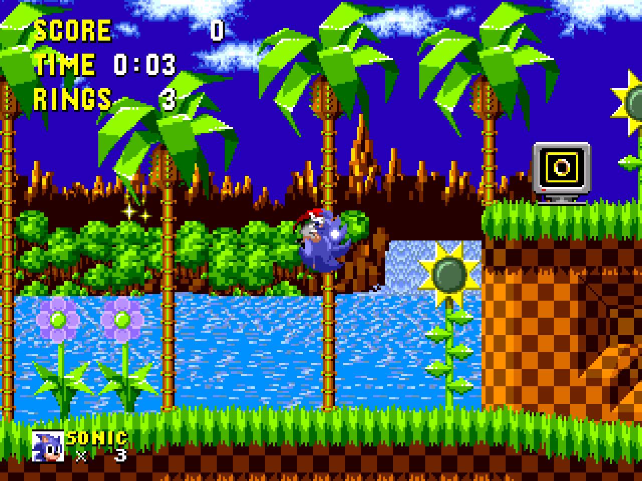 Sonic the Hedgehog Screenshots | GameFabrique