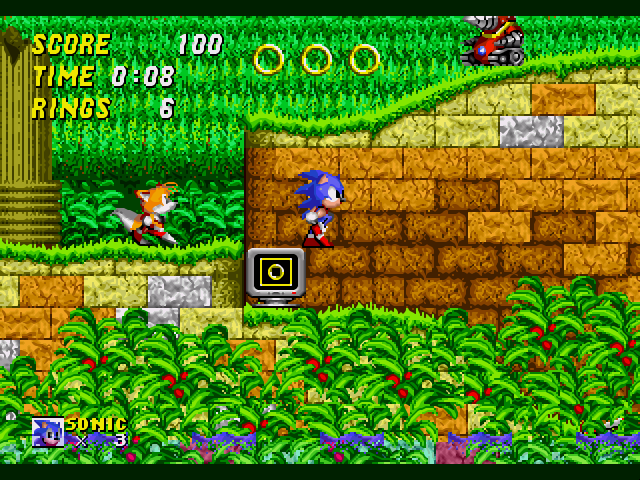 Sonic the hedgehog 2 (3dse0055) download for nintendo 3ds | roms43. Com.