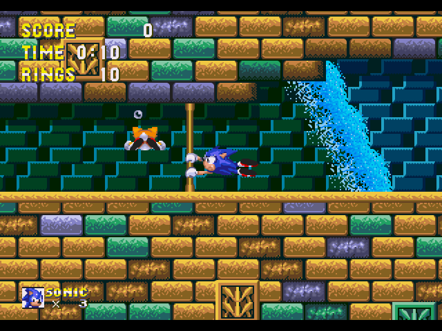Sonic the hedgehog 3 free apk android app android freeware.