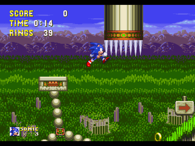 sonic games free download for pc full version