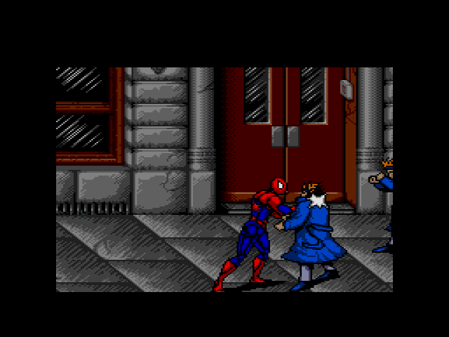 Spiderman Maximum Carnage Cheats