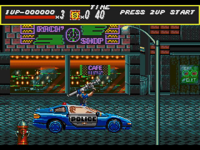 Streets Of Rage Download Game Gamefabrique