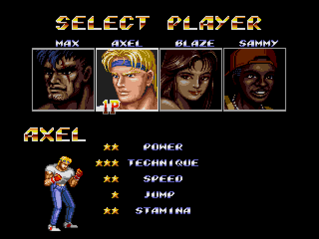 View all 27 Streets of Rage 2 screenshots
