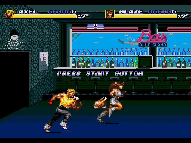 Image result for Streets of Rage