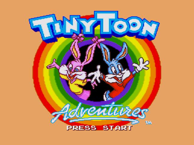Tiny Toons - Buster's Hidden Treasure Download Game
