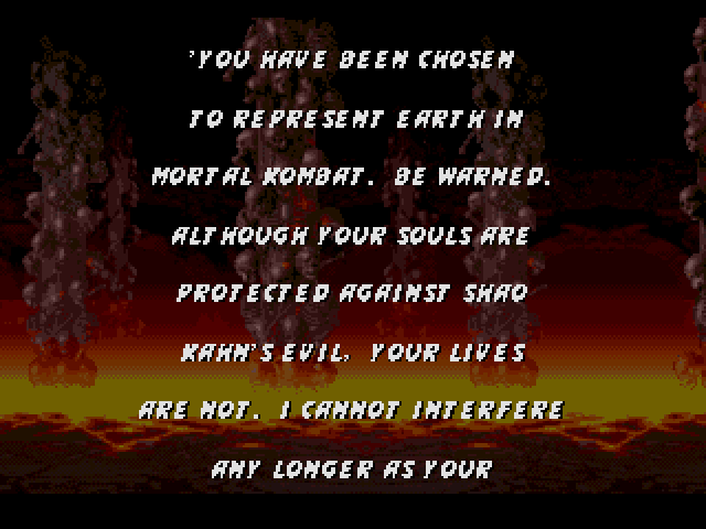Mortal kombat 3 online hacked dating