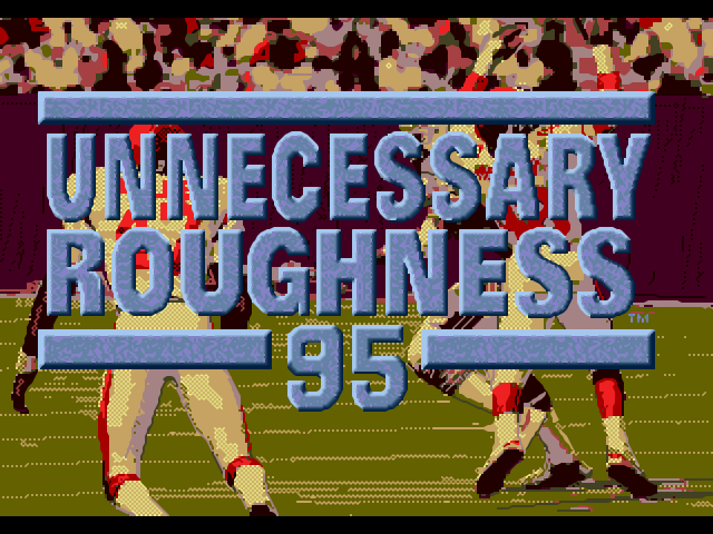 Unnecessary Roughness 95 Download Game Gamefabrique