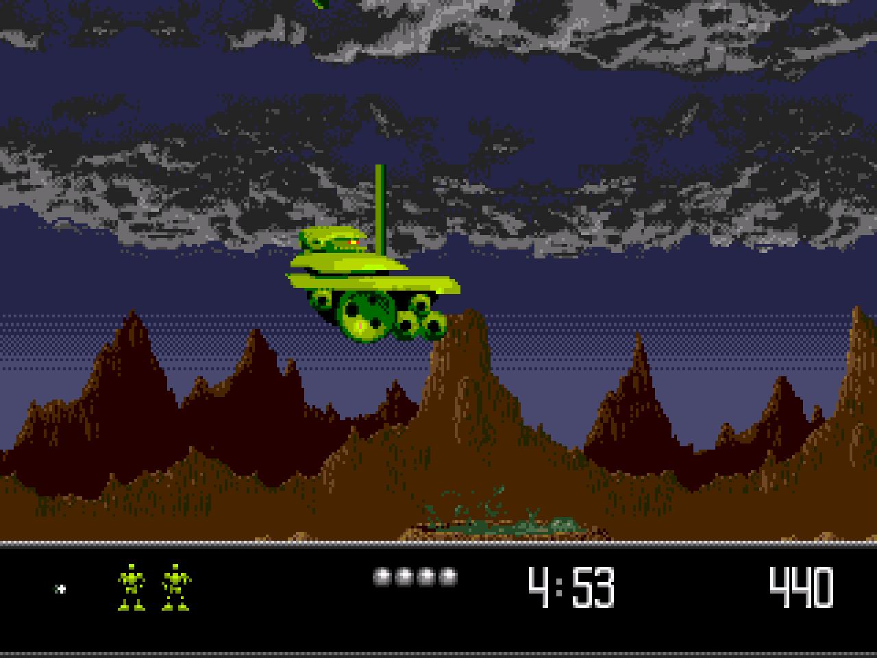 Vectorman 2 Download Game Gamefabrique