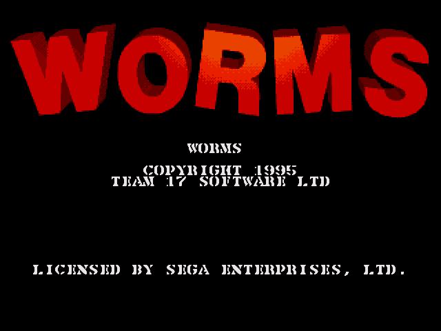 Worms [Clásico, para nostálgicos]