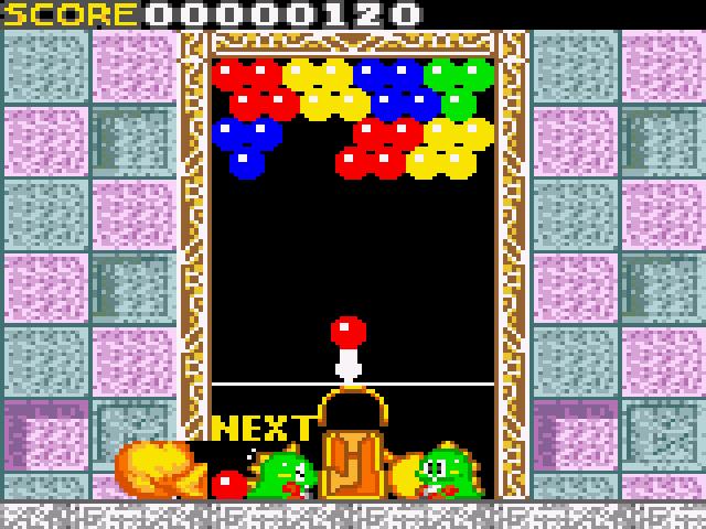 Spiele Puzzle Bobble