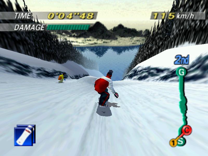 1080 176 Snowboarding Screenshots Gamefabrique
