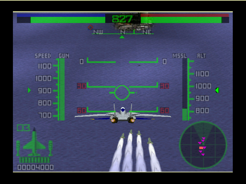 Aero Fighters Assault Nintendo 64 Review