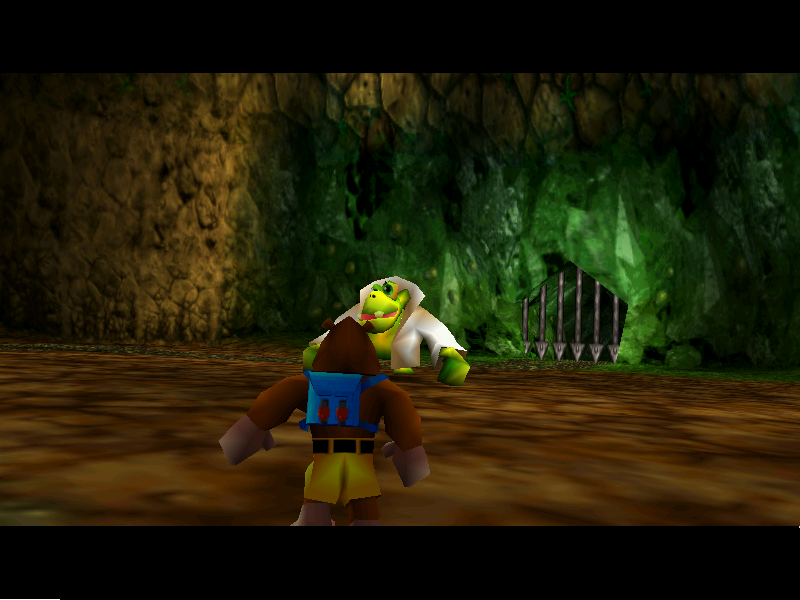 View all 10 Banjo-Tooie screenshots