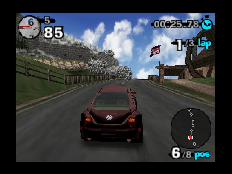 Beetle Adventure Racing Download Game Gamefabrique