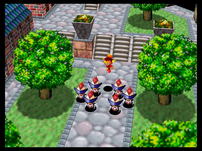 [Análise Retro Game] - Bomberman 64 - Nintendo 64 Bomberman-64-06