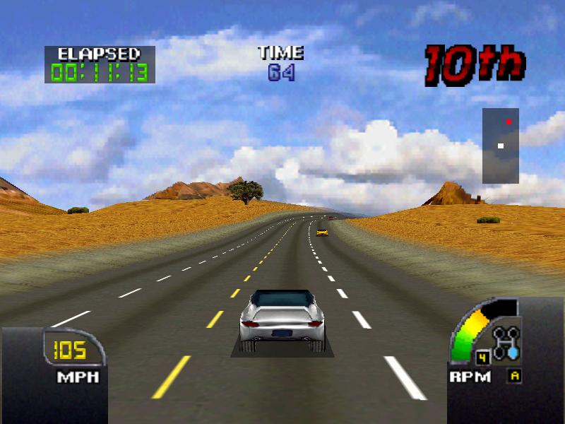Cruis'n USA Download Game   GameFabrique
