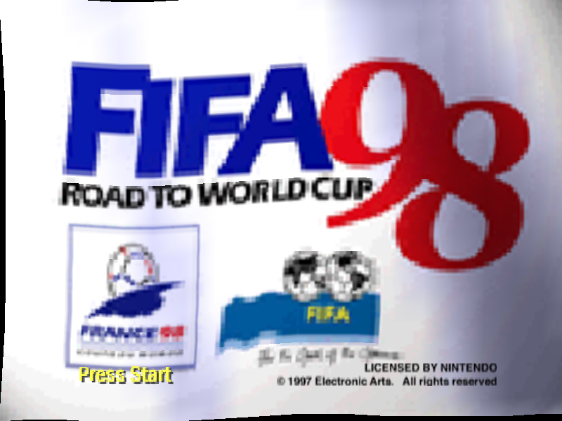 FIFA: Road to World Cup 98 Download Game   GameFabrique