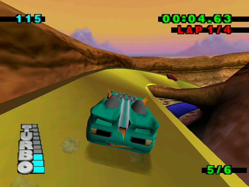 Games Car Racing Turbo
