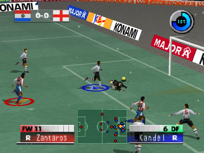 International superstar soccer deluxe download roms sega.