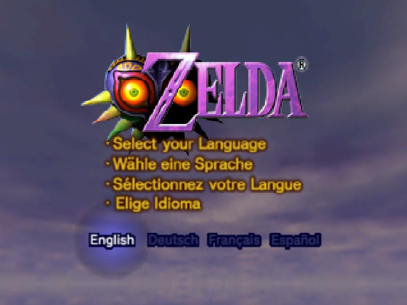 how to play legend of zelda majora mask on pc