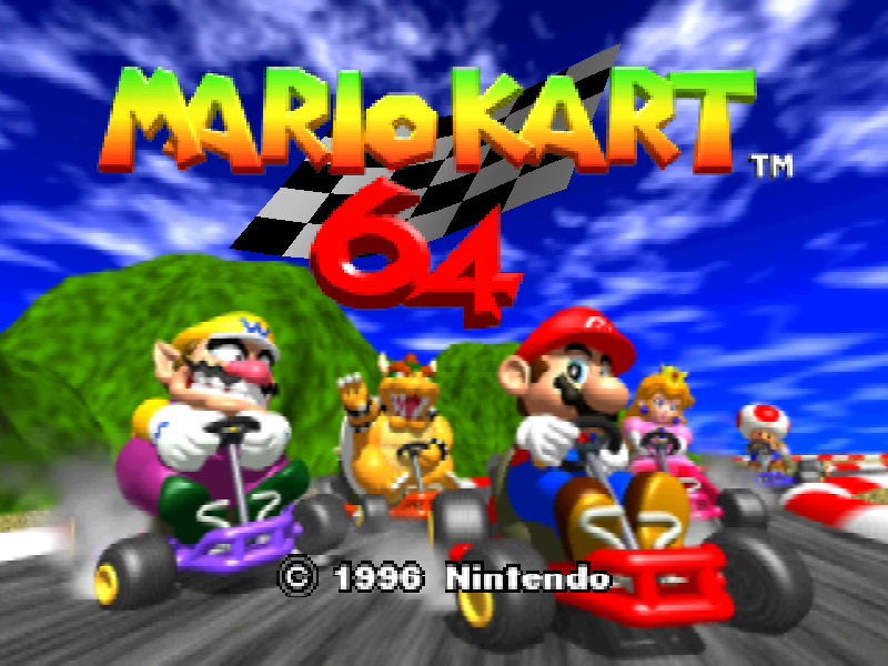 Mario Kart 64 Download Game | GameFabrique