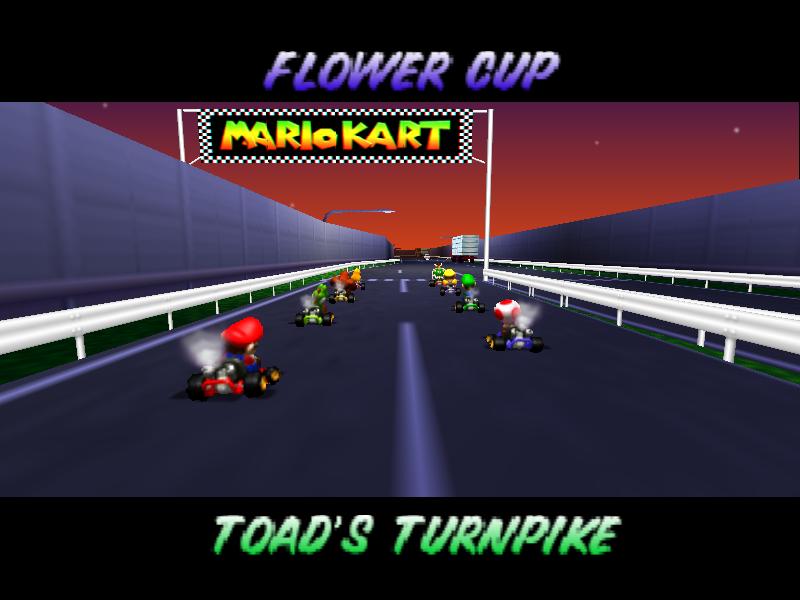 Super Mario Race Car Games Online